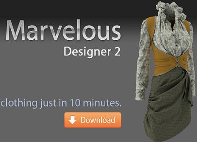 Marvelous designer download